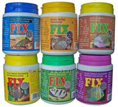 Fix granulált ékszerteknős és nagytestű haleleség 10-es 200 ml