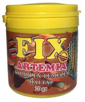 Fix artemia lemezes haleleség 20 gr
