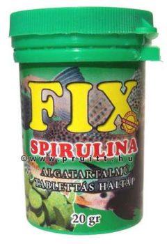 Fix spirulina tablettás haleleség 20 gr
